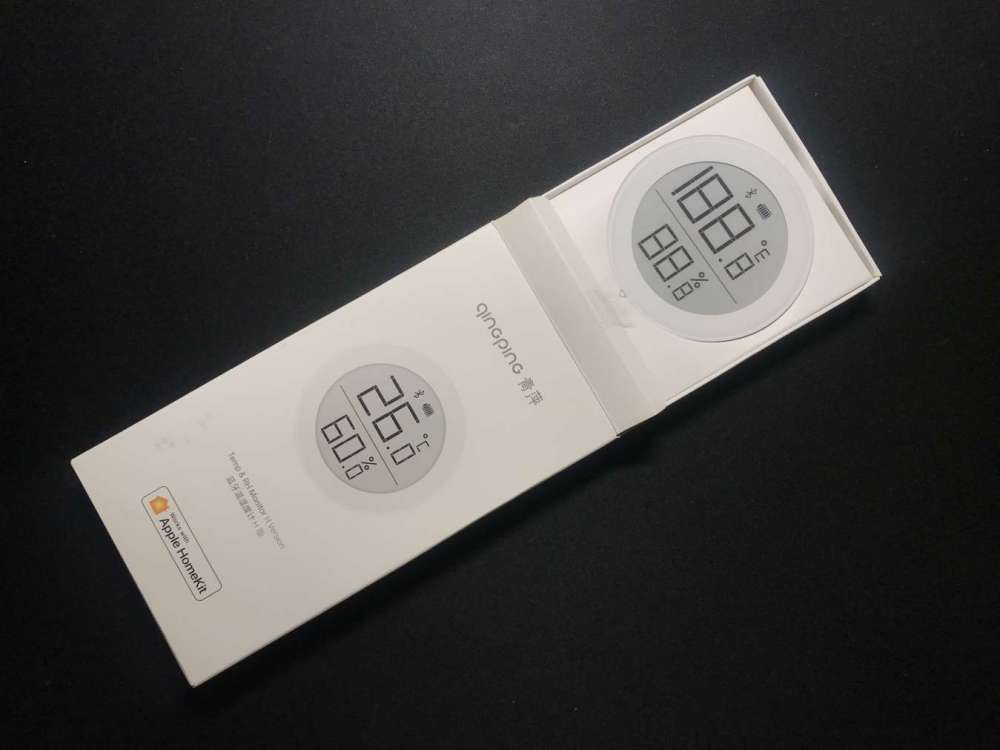 QingPing Temp & RH Monitor prime impressioni